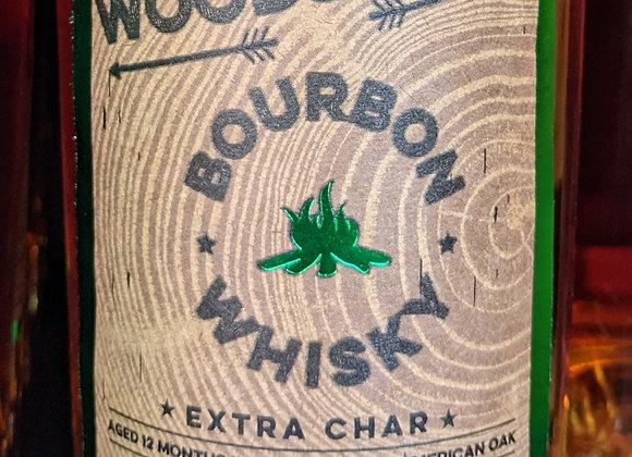 Lake Placid Spirits ~ Camp Woodsmoke Bourbon Whisky