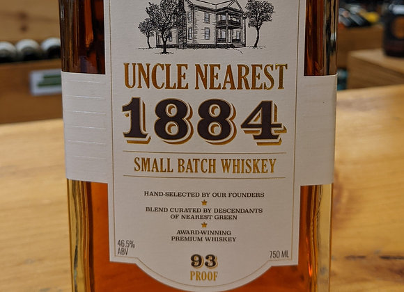 Uncle Nearest Small Batch Whiskey
