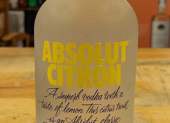 Absolut Citron 375ml