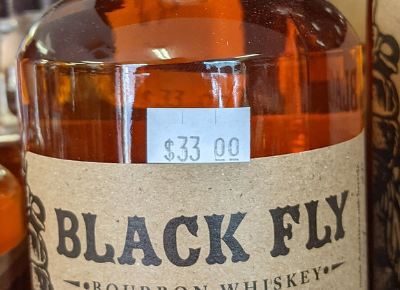 Gristmill Distillers Black Fly Bourbon Whiskey