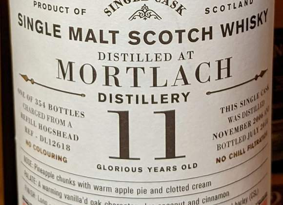 Douglas Laing's Old Particular ~ Mortlach 11