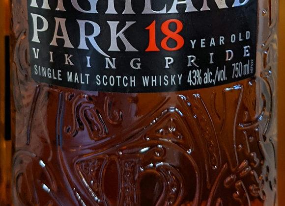 Highland Park 18 Year