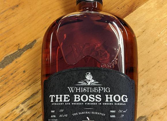 WhistlePig ~ The Boss Hog VI
