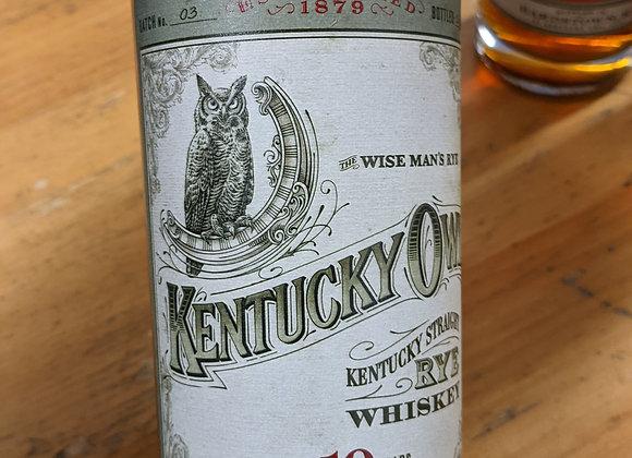 Kentucky Owl Batch 3