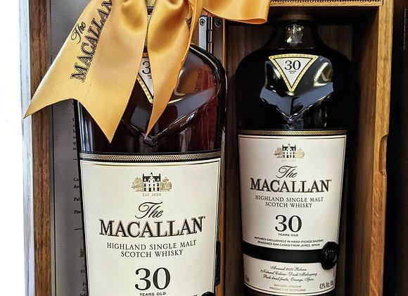 The Macallan 30 Year