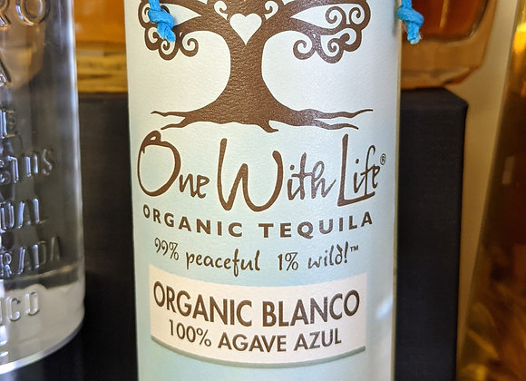 One With Life Blanco