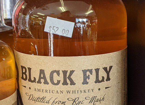 Gristmill Distillers Black Fly American Whiskey