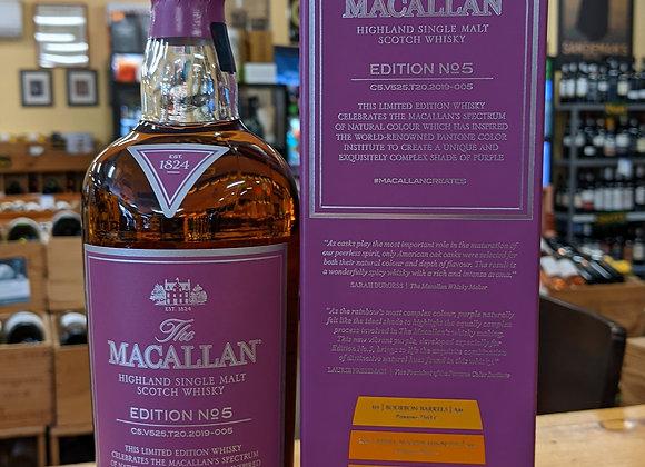 The Macallen Edition No. 5