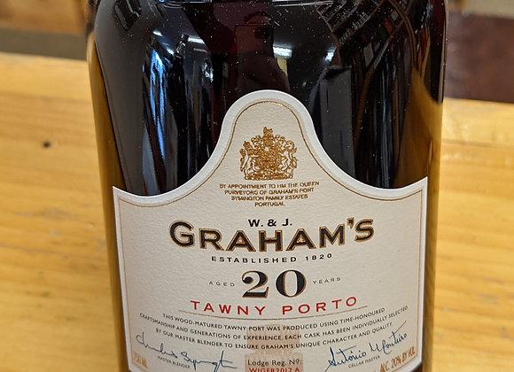 Graham's 20 Year Tawny Porto