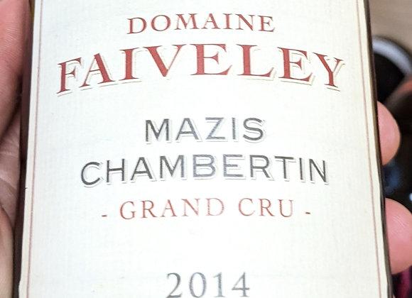 2014 Domaine Faiveley Mazis Chambertin 350
