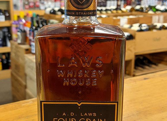 Law's Four Grain Cask Strength