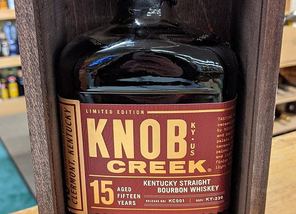 Knob Creek 15 Year