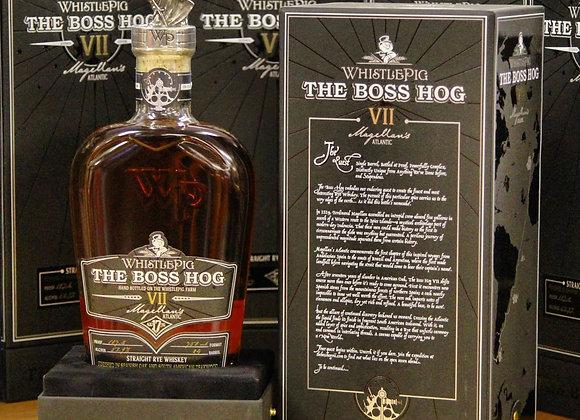 WhistlePig Boss Hog VII