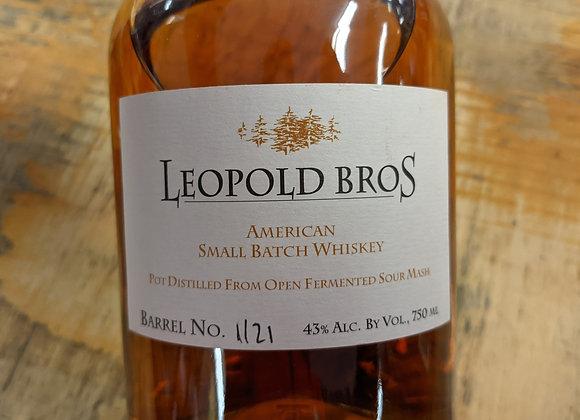 Leopold Bros. Small Batch