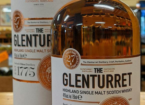 The Glenturret 27 Year