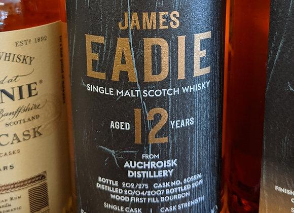 James Eadie 12 Year Auchroisk Distillery