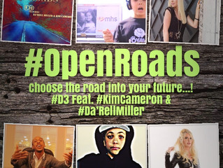 #OpenRoads                                        Which road are you going to take....!?
