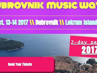 Dubrovnik Music Wave Festival opens this October