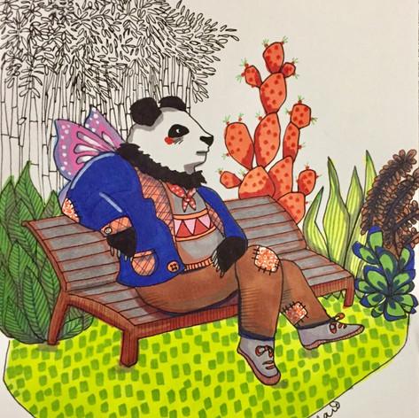 Le pandapillon