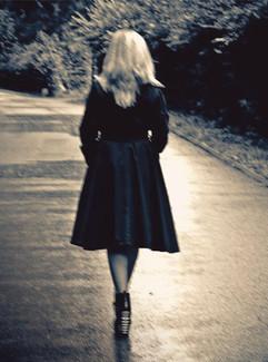 trench long noir zawann créateur de mode made in france