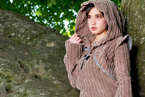 Manteau Filid ♥ ZAWANN créateur de mode