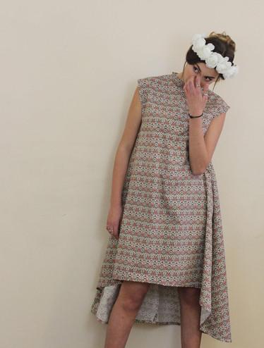 Robe gigi ♥ ZAWANN créateur de mode Made