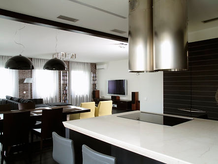 квартира для современной семьи