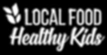 IFU Local Food Healthy Kids Logo Drop Sh