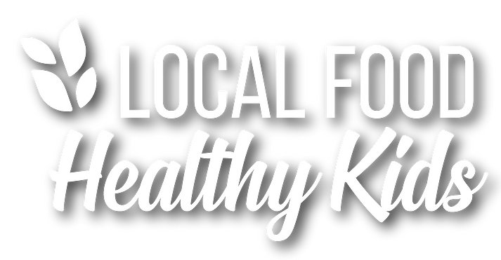 IFU Local Food Healthy Kids Logo Drop Sh