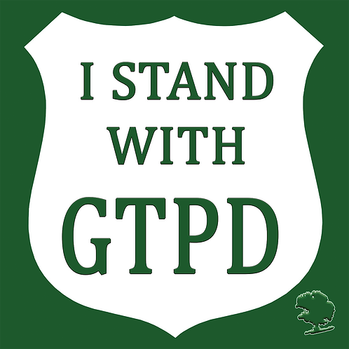 GTPD Sign