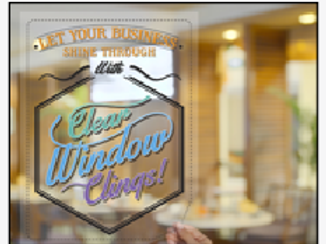 Window Cling