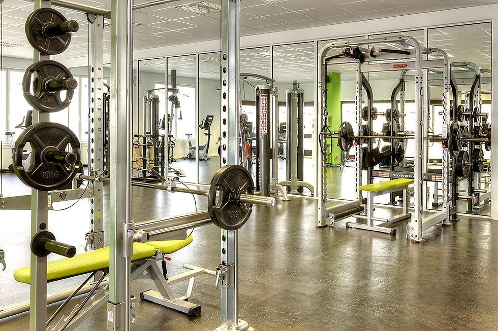 TrainingsWelt Remshalden Fitnessstudio