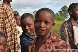 Children in Bawock