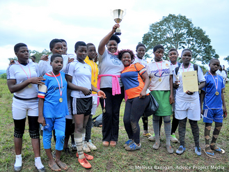 How supporting women's soccer in Cameroon promotes peace for entire communities