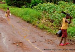Children working in Bawock
