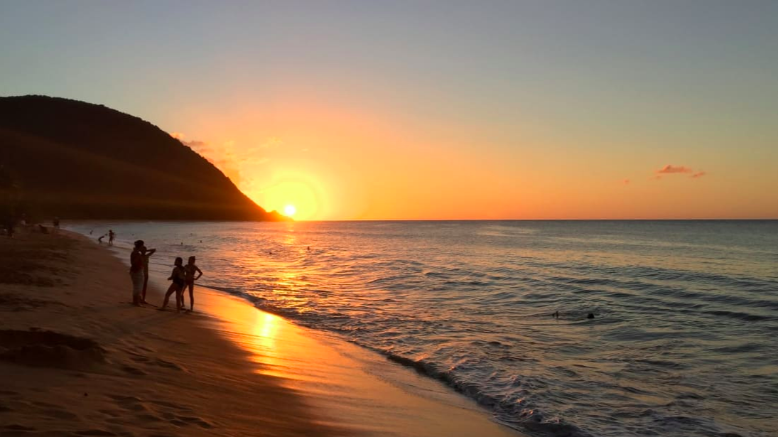 Deshaies: Catch a sunset along the beach or hop onto one of the sunset cruises departing from the northwestern marina in Deshaies on the island of Basse-Terre. Melissa Banigan for CNN