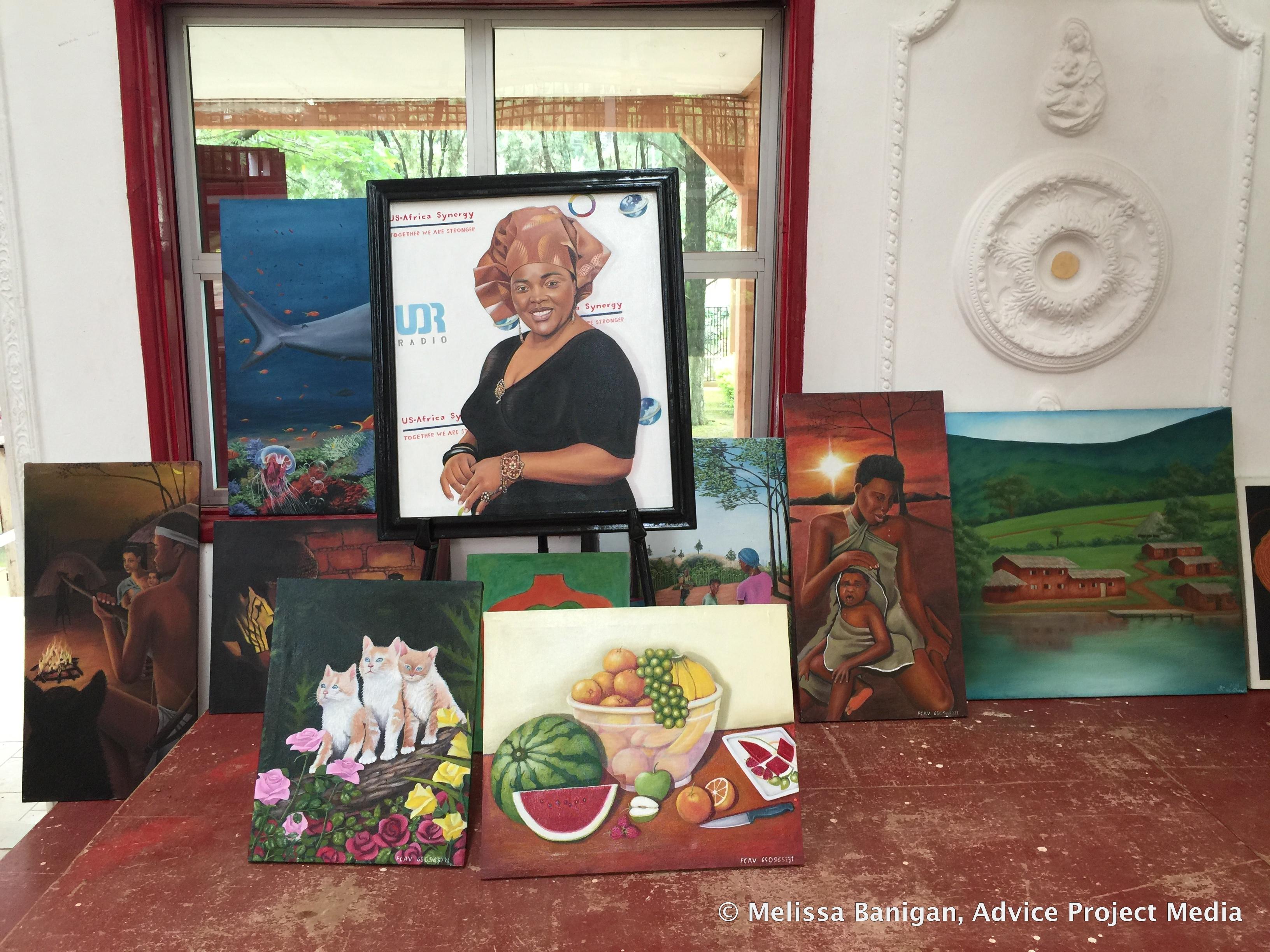 Artists' Corner at MEC