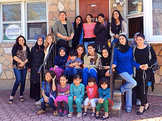Advice Project Media Workshop at Women for Afghan Women