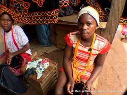 Interview subject in Bamenda