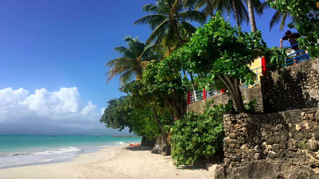 La Datcha Beach: Guadeloupe's La Datcha Beach, located on the island of Grande-Terre, draws in locals with its slower paced vibe.