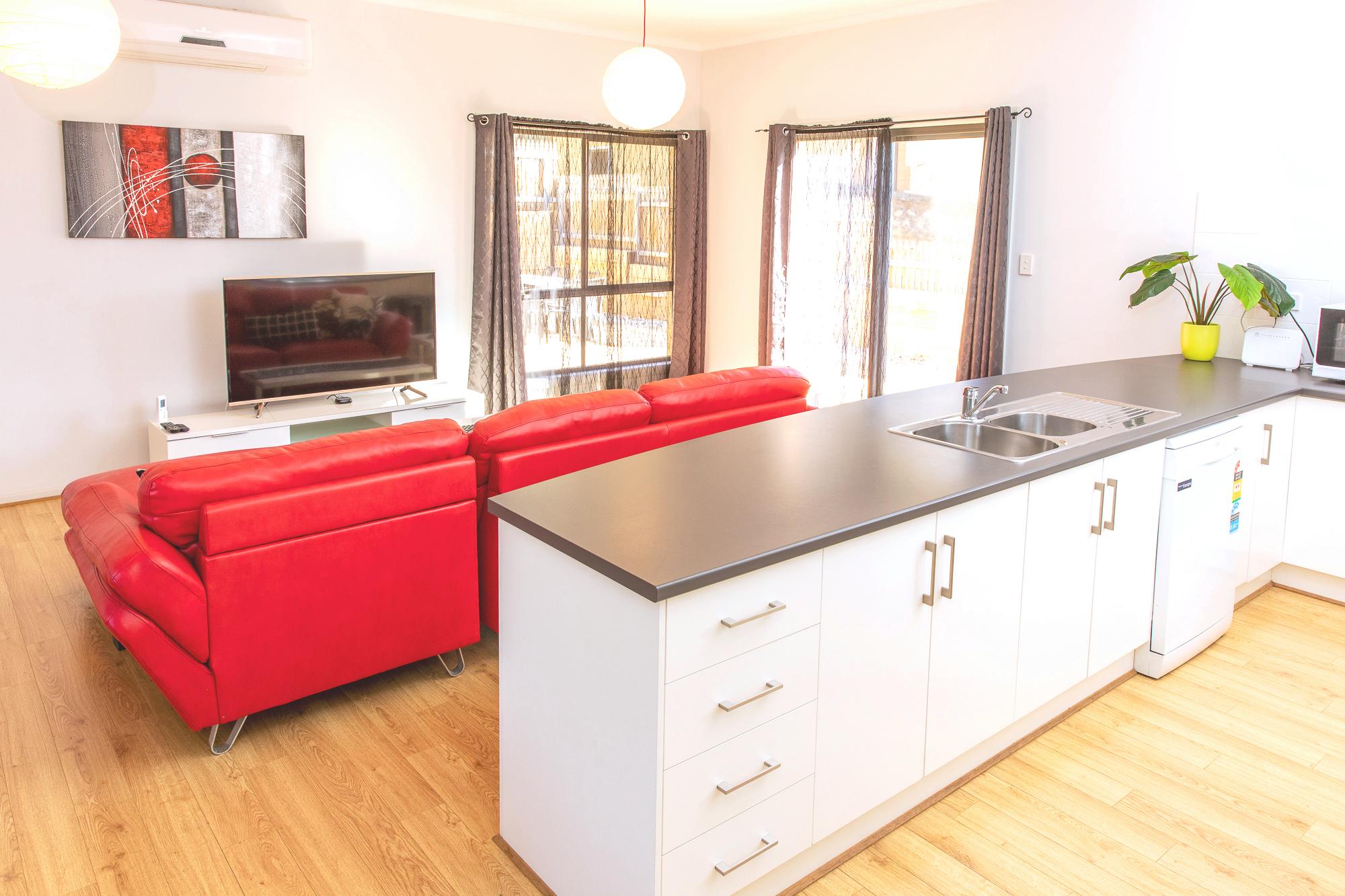 Riverview Gawler Kitchen & Living
