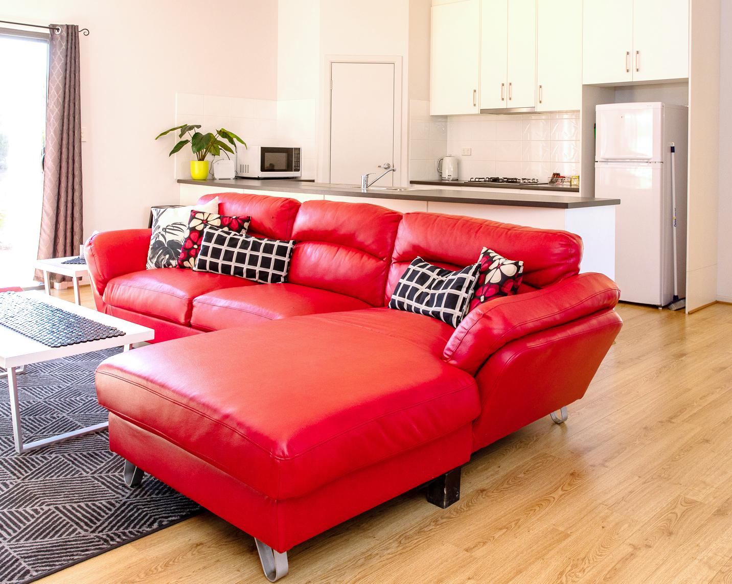 Riverview Gawler Living & Kitchen 2