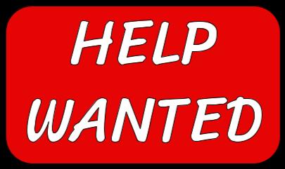 Attention Volunteers!