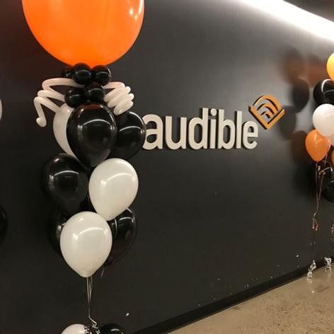 Audible Balloon Bundles