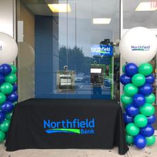 Northfield Bank Balloon Column