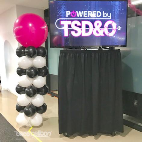 T-Mobile Balloon Column