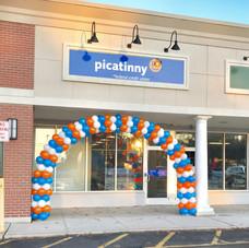 Entrance Balloon Arch