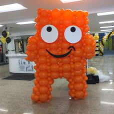 Amazon Peccy Balloon Sculpture