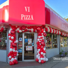 Store Anniversary Balloon Garland