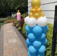 Balloon Baby Bottle